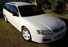 One Owner Holden Commodore Station Wagon Parramatta Area Preview