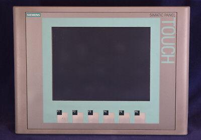 Siemens 6av6647-0ad11-3ax0 6av66470ad113ax0 Simatic Hmi Ktp600 Basic Color Pn
