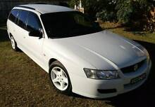 One Owner White Holden Commodore Station Wagon Parramatta Area Preview
