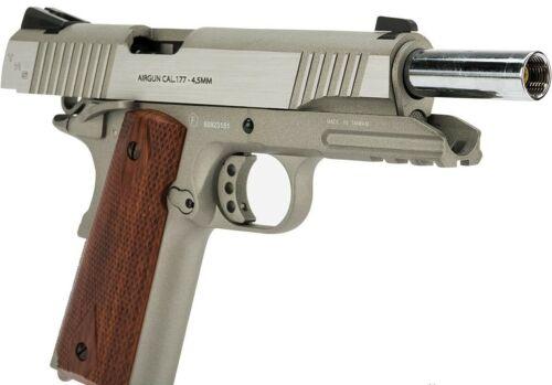 Swiss Arms SA1911 Blow Back Co2 Powered BB Gun Air Pistol .177 Cal (4.5mm)