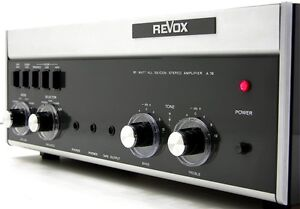 Revox pr99 mkii user manual download