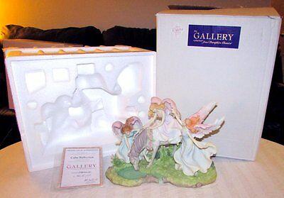 Seraphim Angel Gallery ~ Calm Reflections ~ #67632 SIGNED 921/1000  w/CoA & Box