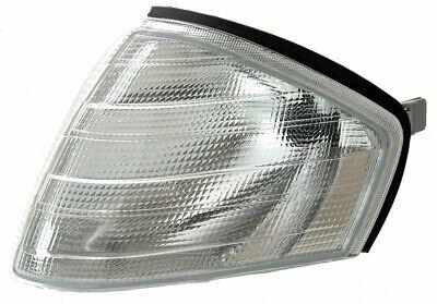 Frontblinker links für Mercedes SL R129 9/92- in Weiß weißer Blinker Facelift