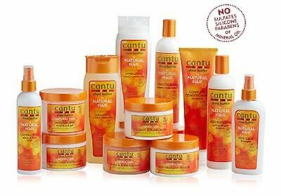 Cantu Shea Butter & Natural Hair Care Afro Hair product all items (Full Range)