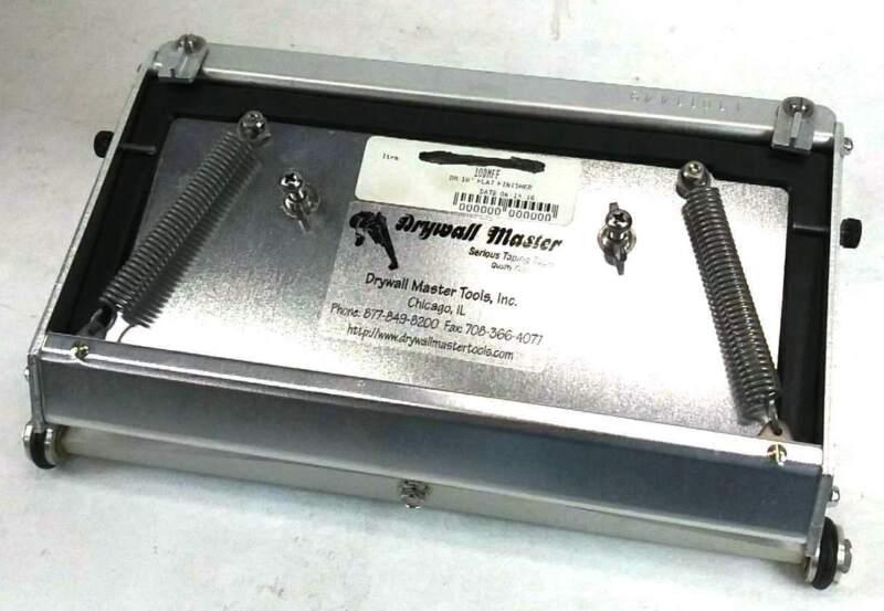 "Drywall Master 10DMFF 10"" Flat Finisher New Open Box"
