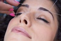 Esthetician experienced with waxing and threading