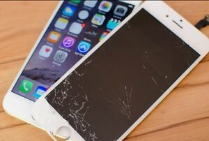 IPHONE SMASH REPAIRS *WE COME TO YOU*