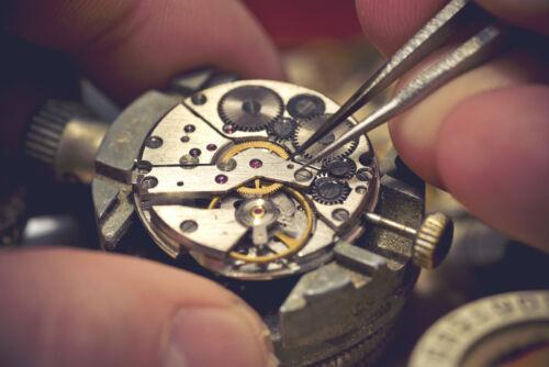 Vostok Pobeda Raketa Luch Molnija Watch restoration professional repair service