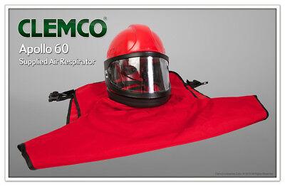 Clemco Apollo 60 Blast Helmet Respirator