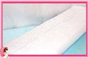 WHITE-1-4m-x-36m-Soft-Wedding-Tulle-Bolt-Fabric-Material-Roll-Drape-Swag-Pew-Bow