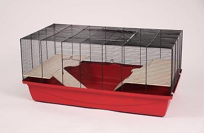 Hamsterkäfig Mäusekäfig Kleintierkäfig Nagerkäfig Ricardo Super R 105x52,5x46 cm