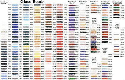 new beads seed beads 02001 02069 choose