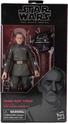 Grand Moff Tarkin Star Wars - Black Series 6 Inch Action Figure PRE-ORDER