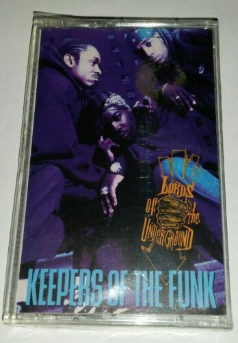 keepers of the funk by lords of the underground cassette oct 1994 pendulum