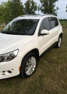 2009 Volkswagen Tiguan 2.0 Turbo no accident safety e test