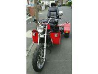 Honda cx500 Trike