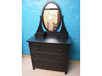 Solid wood / pine IKEA chest of draws