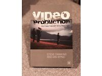 Video Production: Putting Theory into Practice Book By Steve Dawkins & Ian Wynd