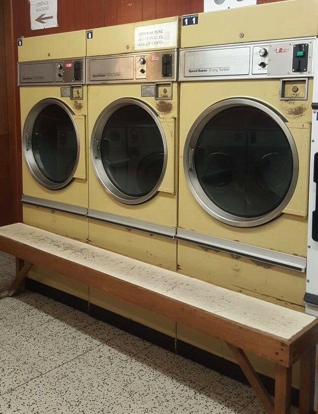 6 Commercial Tumble Dryers 3 Speed Queen 3 Adc In Blackburn