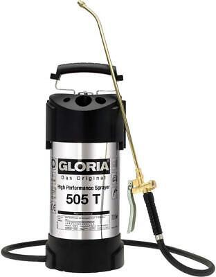 Heavy Duty Sprayer Stainless Steel Type 505T Gloria-Garten