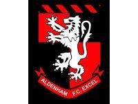 U18 Football Trials - Aldenham FC United - 17/04/2018