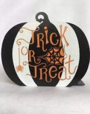 Yankee Candle Halloween Trick Or Treat Tea Light Holder