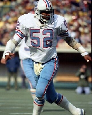 ROBERT BRAZILE 8X10 PHOTO HOUSTON OILERS FOOTBALL PICTURE NFL 8 X 10 Oilers
