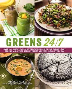 Greens 24/7 - Jessica Nadel Sydney City Inner Sydney Preview