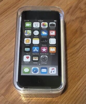 Apple iPod Touch 6th Gen MP3 Gambler - 128GB - Black and Grey