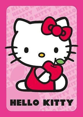 Kinderteppich Spielteppich(13) Hello Kitty teppich 95x133cm