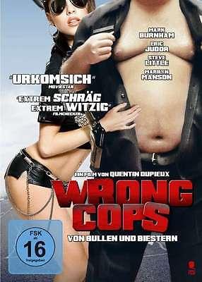 Wrong Cops - Von Bullen und Biestern - DVD