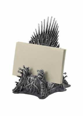 Game Of Thrones Business Card Holder Iron Throne 4 5/16in Dark Horse Busts