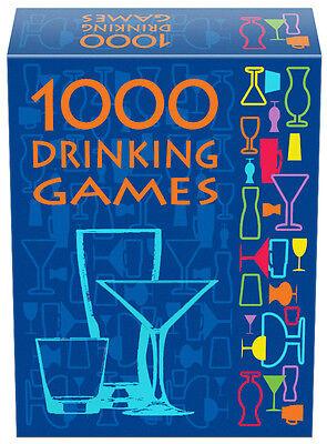 - 1000 BEER DRINKING GAMES