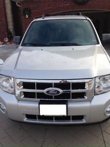 2010 Ford Escape SUV, Crossover 118Kms