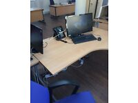 2 x Corner office desks in great condition