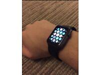 Black Apple Watch 42mm excellent working order