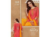 PATIALA HOUSE VOL-53 WHOLESALE PATIYALA DRESS MATERIAL