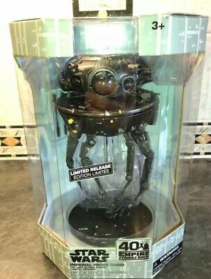 Star Wars ESB Imperial Probe Droid Elite Series Die-Cast Action Figure Disney BN