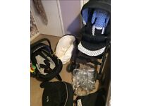 Silver Cross 3D special edition travel system