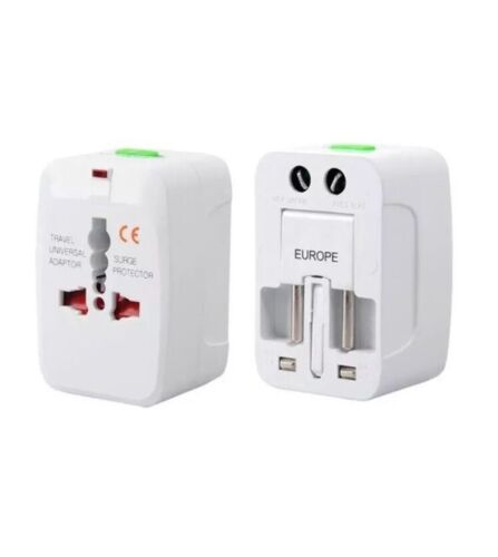 EU AU UK US To Universal World Travel AC Power Plug Convertor Adapter Socket