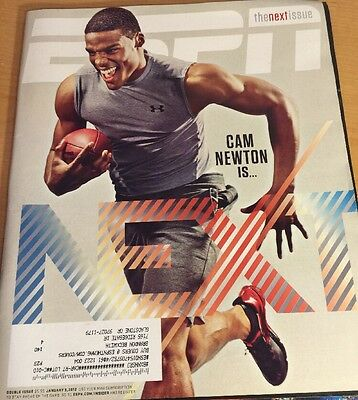 ESPN The Magazine, June 2012, Cam Newton