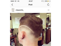 Qualified barber