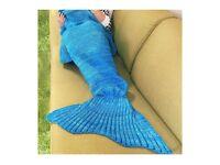 Mermaid blanket - perfect christmas gift