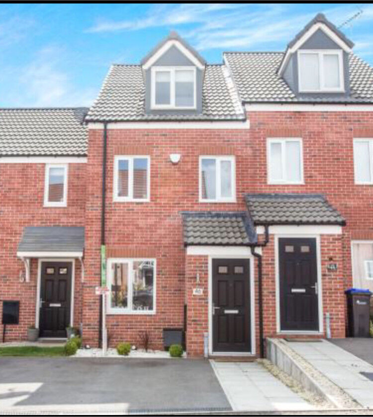3 Bed, 3 Story Town House. New Build. Annesley - Nottinghamshire