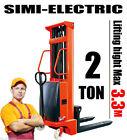 Electric 6,001 - 7,000 lbs Forklifts