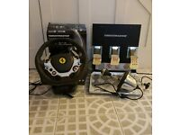 Thrustmaster TX // T3PA Pro Pedals // TH8A Shifter