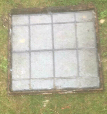 Leaded Light window (possible project or spares)