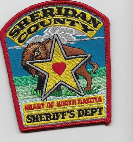 Sheridan County Sheriff State North Dakota ND