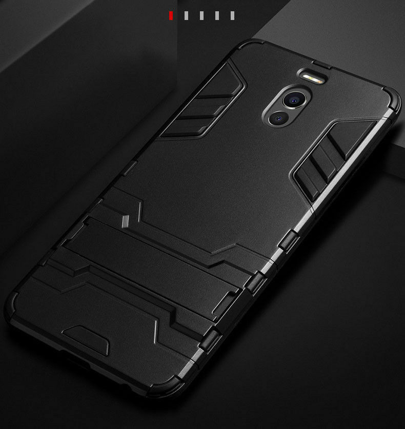 For Meizu M5/M6 Note M3S MX6 MX5 360° Hybrid Armor Rugged Case Kickstand Cover
