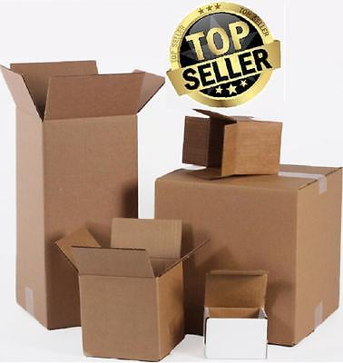 Boxes Mailing Shipping Moving Packing Cardboard Corrugated Carton Free Shipping